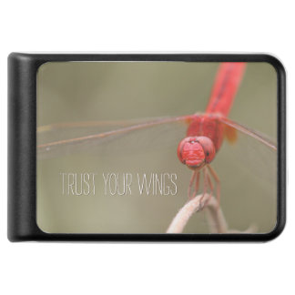 Trust Your Wings Dragonfly Custom Envelope Seals / Power Bank