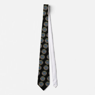 Trust Yourself ~ The Eyes of the World Mandala Tie