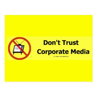 TrustCorpMedia Postcard