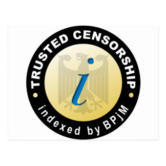 Trusted Censorship Postcard