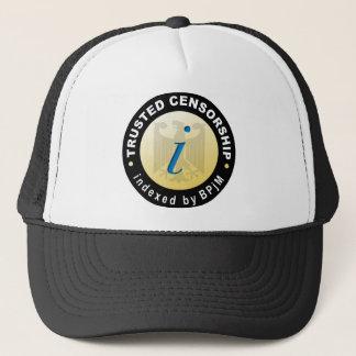 Trusted Censorship Trucker Hat