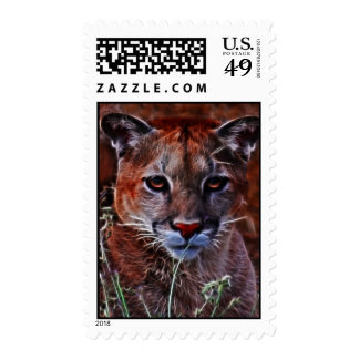 Trusted mountain lion stamp