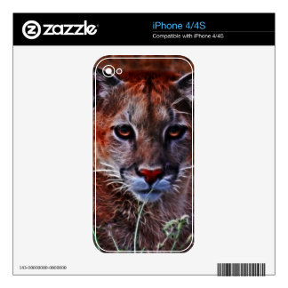 Trusted mountain lion skin for the iPhone 4S