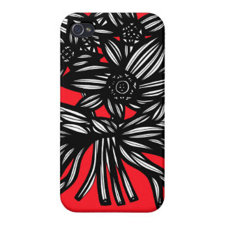 Trusting Choice Effervescent Cheery iPhone 4 Cases