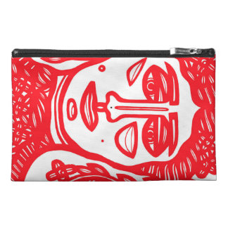 Trusting Choice Effervescent Cheery Travel Accessory Bag