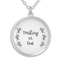 Trusting in God Necklace