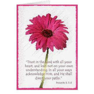 TrustintheLordZazzle Card