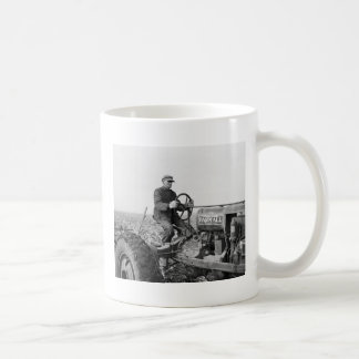 Trusty Old Tractor, 1930s Mug