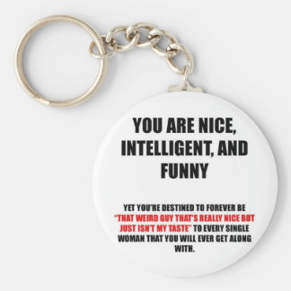 Truth about you keychain