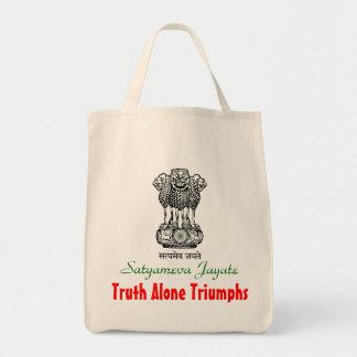 Truth Alone bag