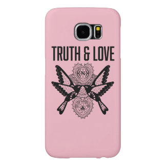 TRUTH AND LOVE ENDURE SAMSUNG GALAXY S6 CASE