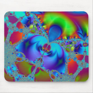 Truth and Peace Within Fractal Art Mousepad
