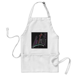 TRUTH ADULT APRON