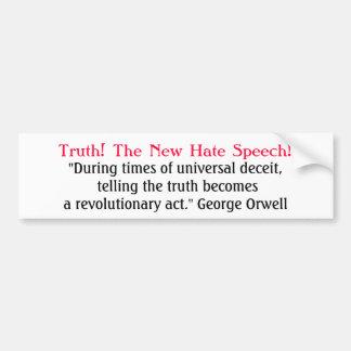 Truth Bumper Sticker