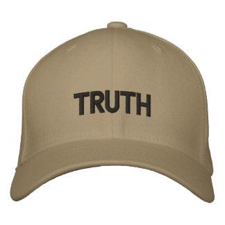 TRUTH CAP