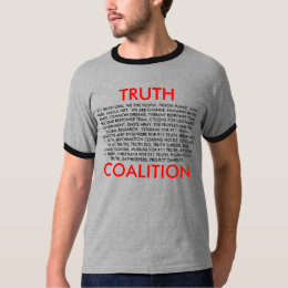 TRUTH COALITION, T-Shirt