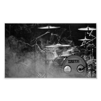 Truth Custom Drums Are Massive Posters