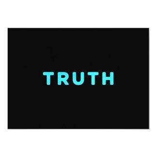 TRUTH HONESTY INTEGRITY MOTTO MOTIVATIONAL EXPRESS CARD