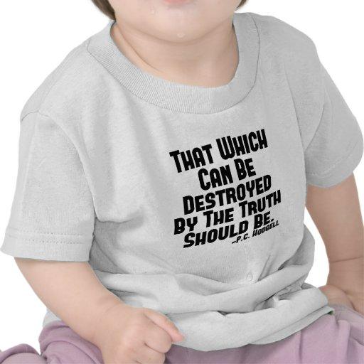 Truth Hurts Shirts