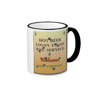 Truth in Advertising Ringer Mug