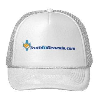 Truth In Genesis Hat