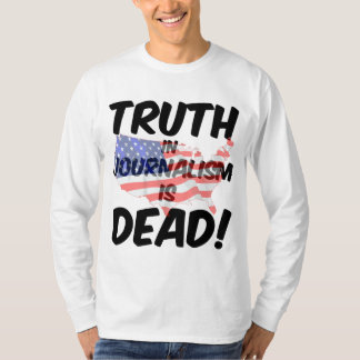truth in journalism is dead dresses