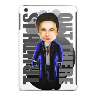 Truth is out there iPad mini case