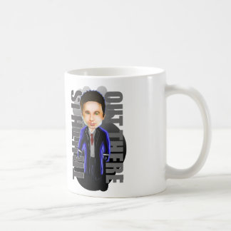 Truth is out there coffee mug