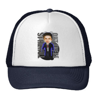 Truth is out there trucker hat