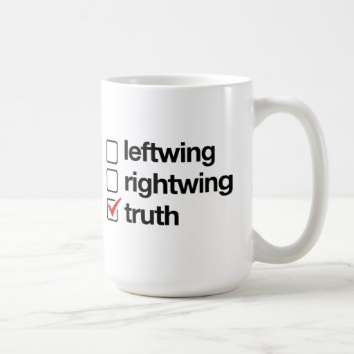 Truth Is The Answer Mug