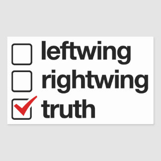 Truth is the Answer Sticker