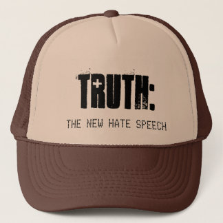 Truth is the New Hate Speech - Unisex Hat