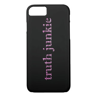 truth junkie iPhone 8/7 case