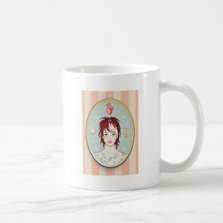 Truth, Love, Beauty Classic White Coffee Mug