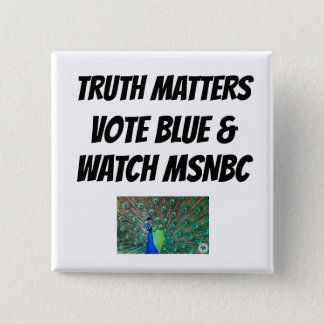 Truth Matters Button