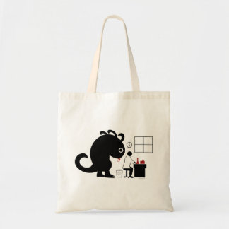 Truth Monster Tote Bag