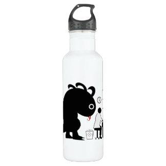 Truth Monster Water Bottle