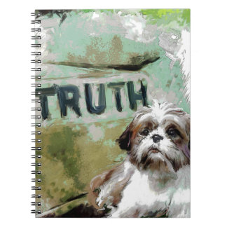 truth needs flexibility. note book