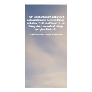 Truth Quote Card