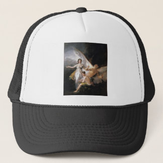 Truth Rescued by Time, Witnessed by History Trucker Hat