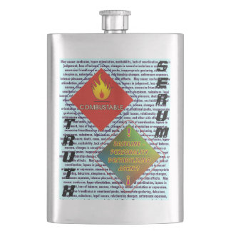 Truth Serum Flask