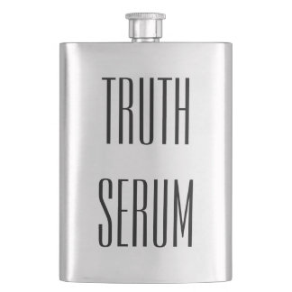 Truth Serum Flask