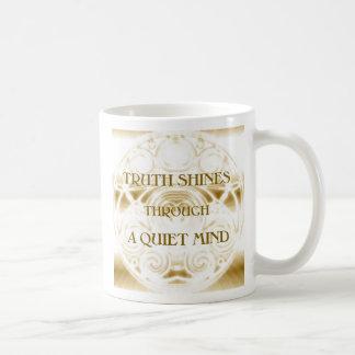 Truth Shines Coffee Mugs