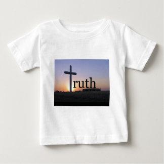 Truth sunset cross baby T-Shirt