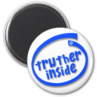 Truther Inside Magnet
