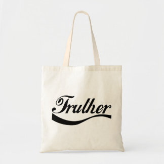 Truther tote bag