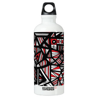 Truthful Compassionate Modest Appealing Aluminum Water Bottle