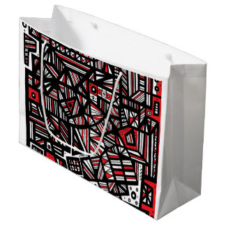 Truthful Compassionate Modest Appealing Large Gift Bag