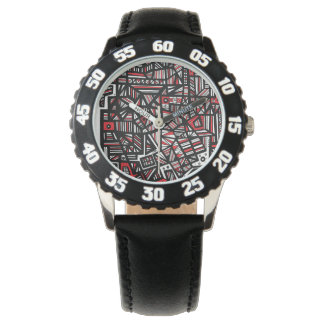 Truthful Compassionate Modest Appealing Wrist Watch