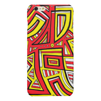 Truthful Sympathetic Genuine Nice Glossy iPhone 6 Plus Case